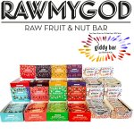 Rawmygod - Just Fruits & Nuts