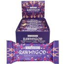 Rawmygod Nuts & Berries Bar 50g