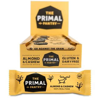 The Primal Pantry Mandel & Cashew 45g