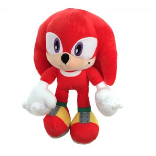 Knuckles Plüschtier 30cm rot aus Sonic The Hedgehog