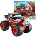 Hot Wheels GCG07 - Monster Trucks 1:24 Bone Shaker Double...